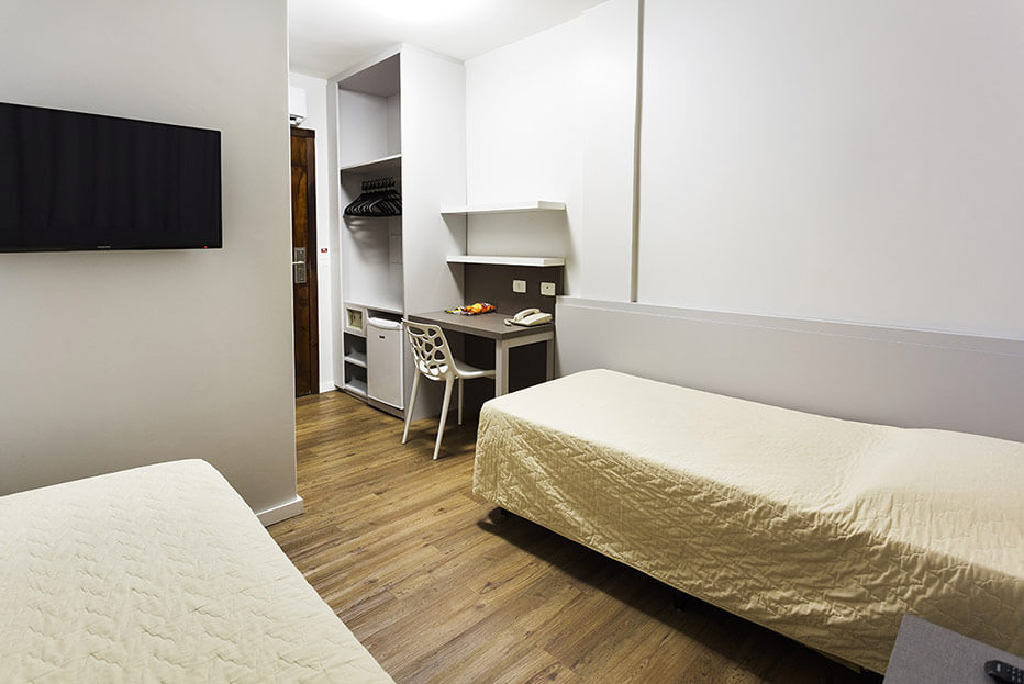 Foto Camas individuales Habitación individual Tropikalya Prime Hotel
