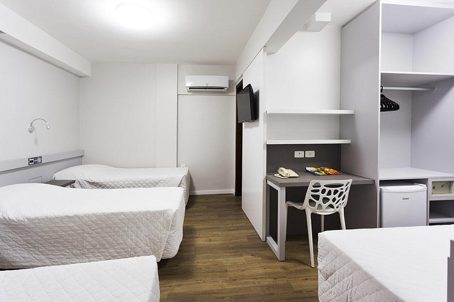 Foto Habitación Cuádruple Tropikalya Prime Hotel