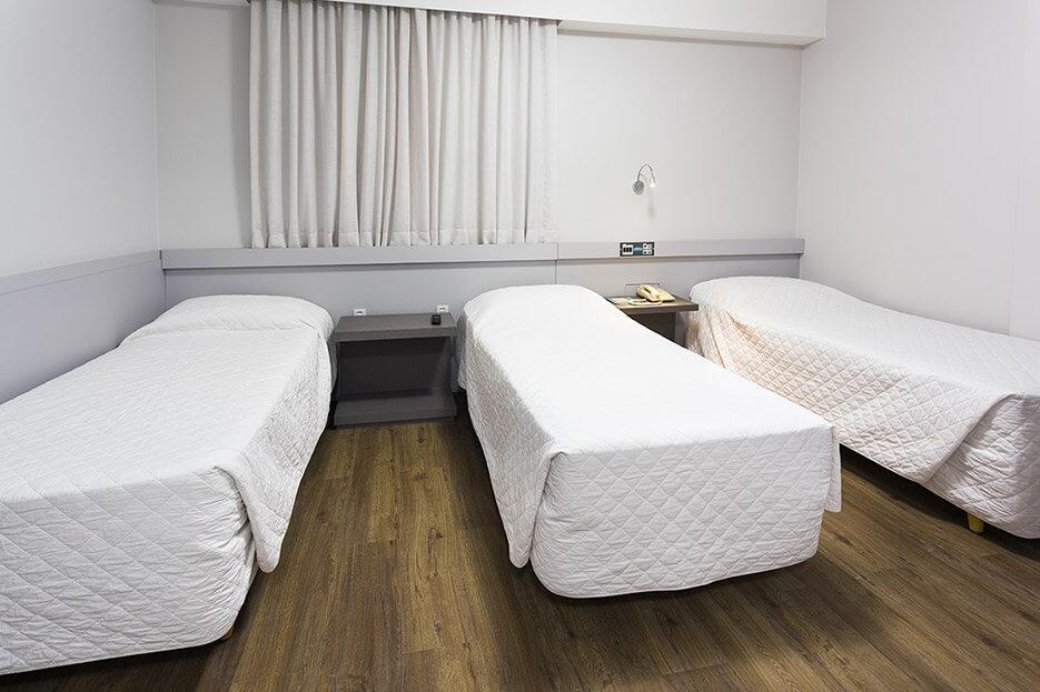 Foto Habitación Triple Tropikalya Prime Hotel