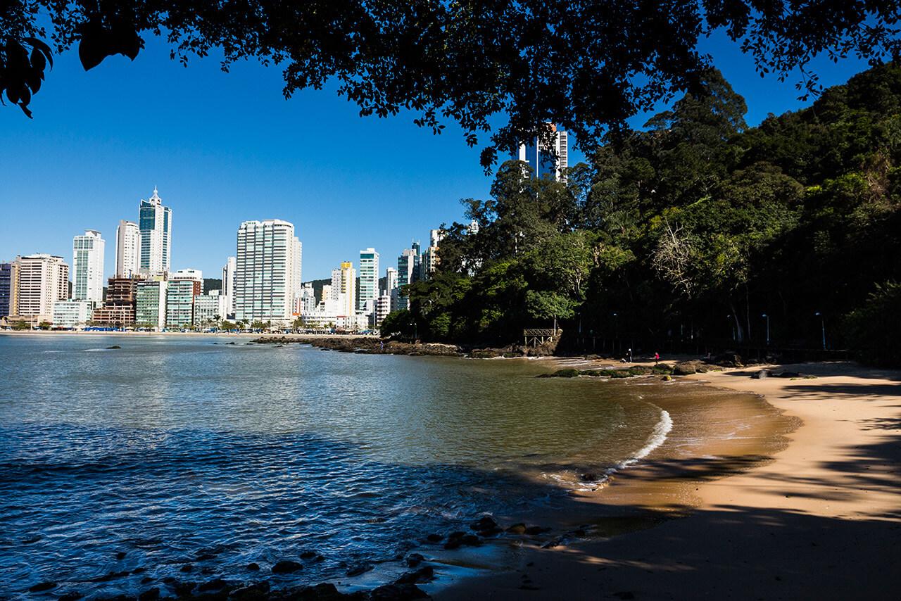 Barra Norte Balneário Camboriú