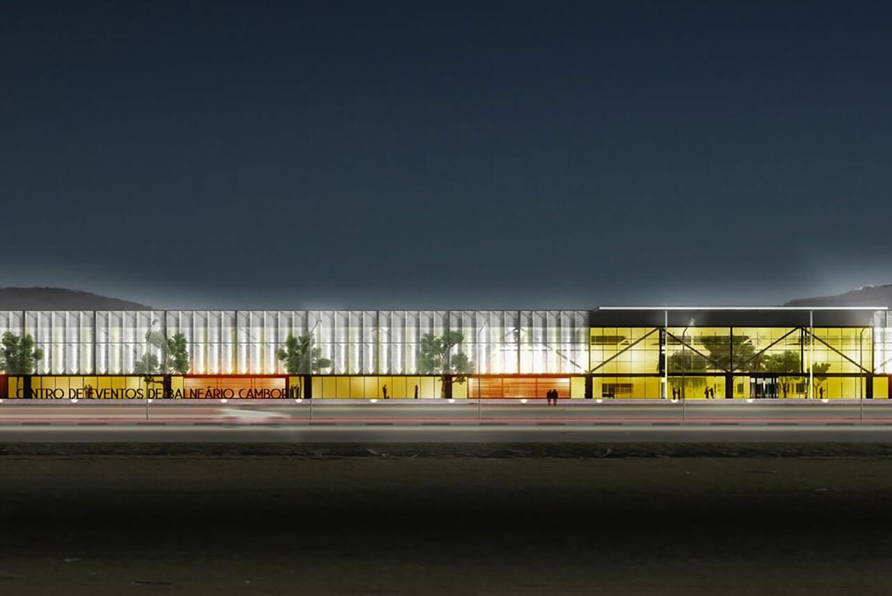 Centro de Eventos Balneário Camboriú