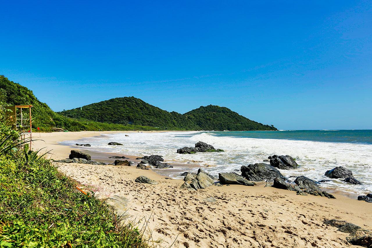 Playa del Buraco Balneário Camboriú