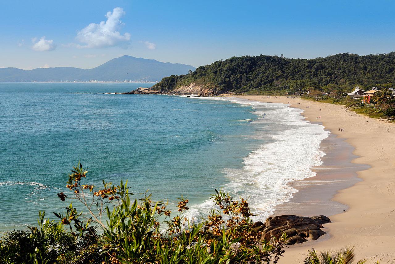 Playa do Estaleiro Balneário Camboriú
