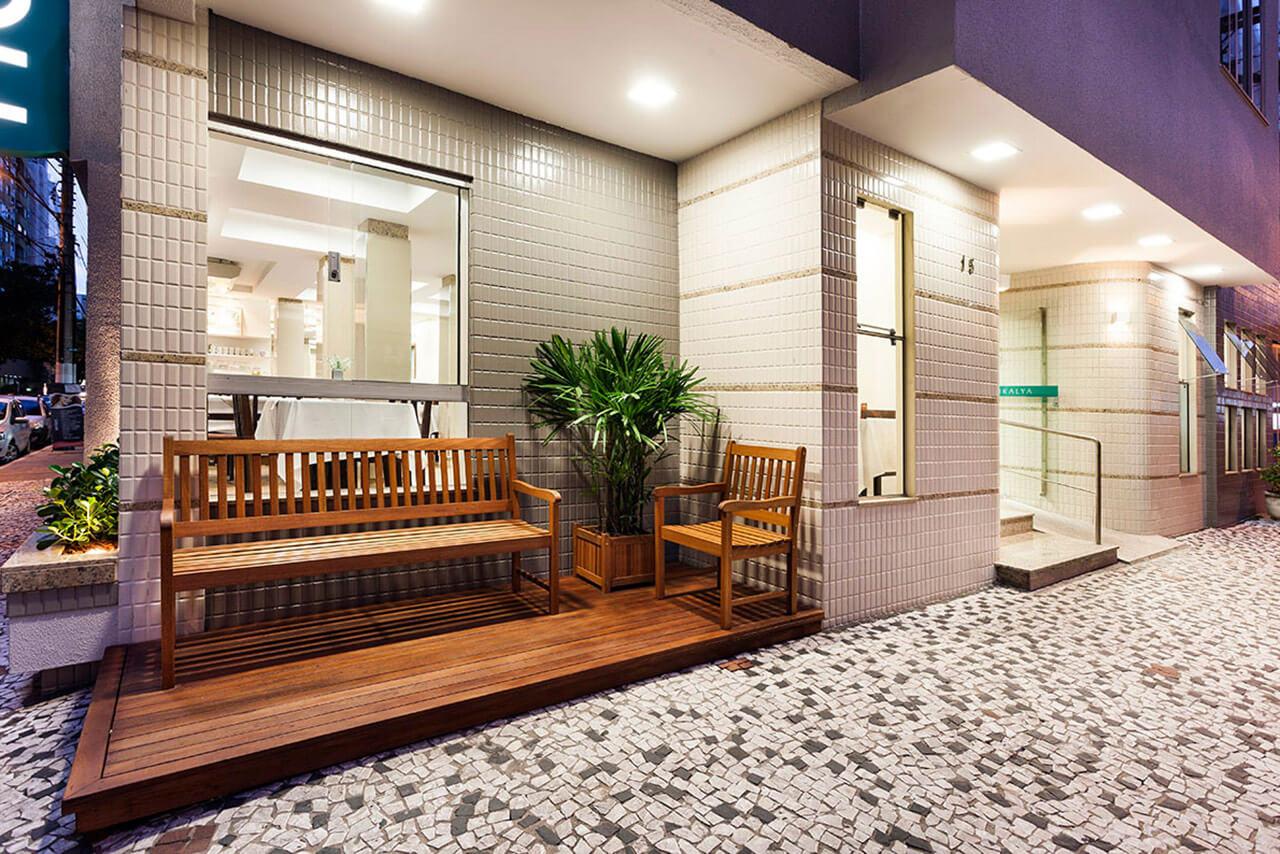 Foto Fachada Tropikalya Prime Hotel