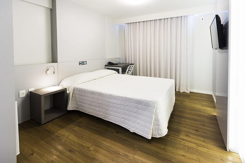 Quarto Duplo Tropikalya Prime Hotel
