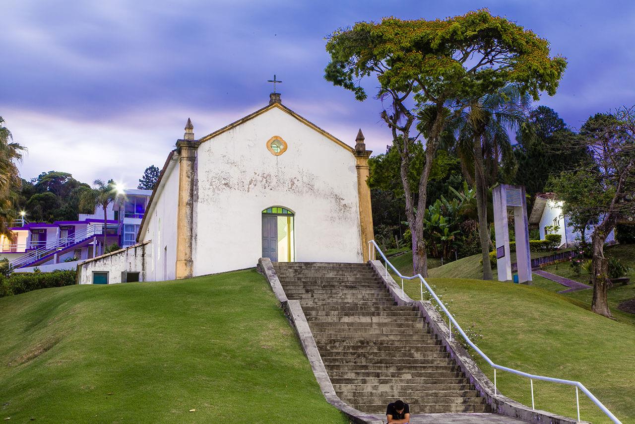 Igreja Nossa Senhora do Bom Sucesso Balneário Camboriú